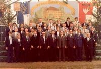 100 Jahre Eintracht Thurn 1978 - Chorbild