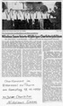 40jähriges Chorleiter-Jubiläum von Nikolaus Saam 1979