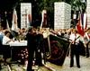 Sternfahrt nach Melkendorf 1984