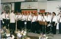 Folgenreicher Sängertreff in Haig im Juni 1991 - Eintracht