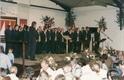 Folgenreicher Sängertreff in Haig im Juni 1991 - MC Oberweissbach