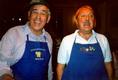 Alfred und Wastl in Montan 1995