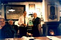 JHV 1997 mit Überreichung der Chronik durch Schriftführer Edmund Neubauer