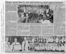 Presseartikel zum Liederabend 1997