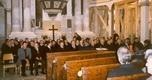 Weihnachtskonzert in Oberweißbach am 12.12.1999