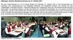 50 Jahre Waldeslust Zeckern Konzert am 27.10.2001