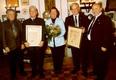 Verleihung Ehrenmitgliedschaft Sängerkreis Er-Fo am 03.11.2001