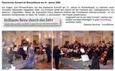 Klassisches Konzert am 31.01.2004