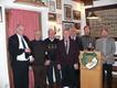 Jahreshauptversammlung 2006 (im Bild die Probenfleissigsten)