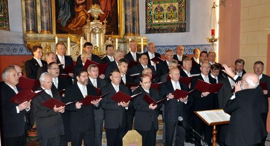 Chorgemeinschaft 2011