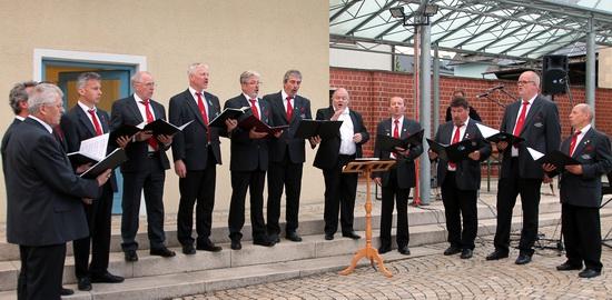Eintracht Vokalensemble 2015